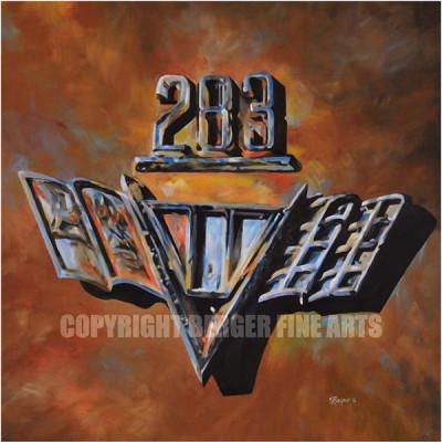 283 Chevrolet Icon