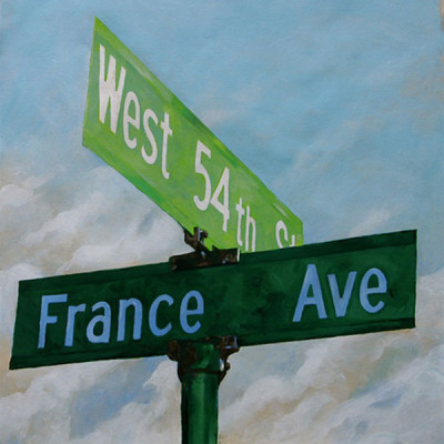 54th & France