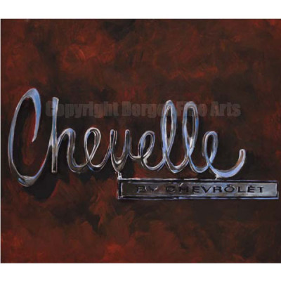 Chevelle Icon