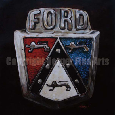 Ford Shield Logo