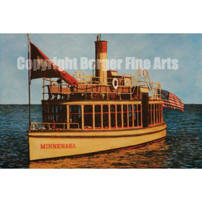 Minnehaha Steamboat