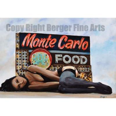 Monte Carlo Restaurant