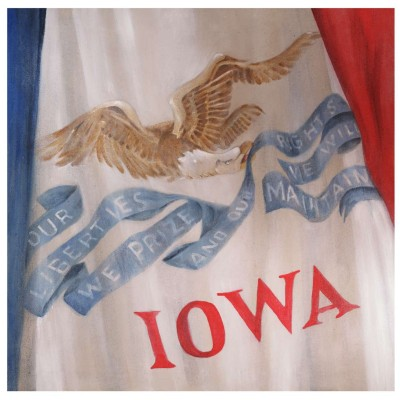 The Iowa Flag