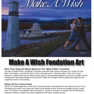 """Make A Wish"" Art"