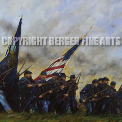 Spartans Of Gettysburg