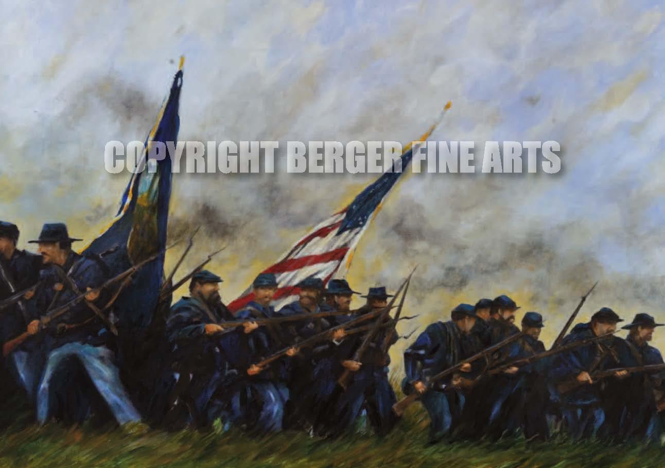 Sprtans Of Gettysburg##Blog