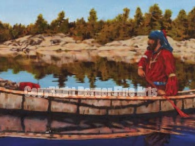 Voyager In The BWCA